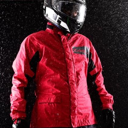 RS Taichi RSR046 Rain Buster Rain Suit (Neon)