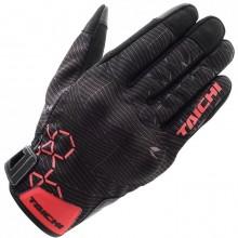 RS Taichi RST437 Urban Air Glove (Flag Black/Red)