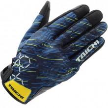 RS Taichi RST437 Urban Air Glove(Blue Stripe)