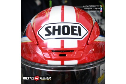 Shoei Z7 Valkyrie (TC-1)