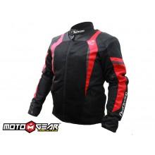IZ 365 Mesh Jacket Red