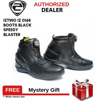 IZ2 IZ 0168 Boots Black