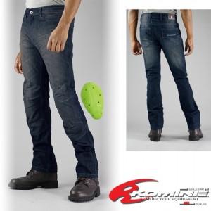 KOMINE WJ- 732R Regular Jeans (Deep Indigo)