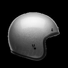 Bell Helmet Custom 500 (Gloss Silver Flake)