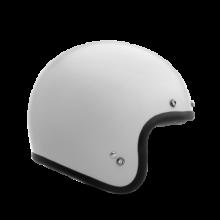 Bell Helmet Custom 500 (Solid Vintage White)