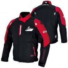 RS Taichi RSJ310 Drymaster Alpha Jacket (Black/Red)