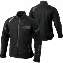 RS Taichi RSJ322 Ignition Mesh Jacket (Black)