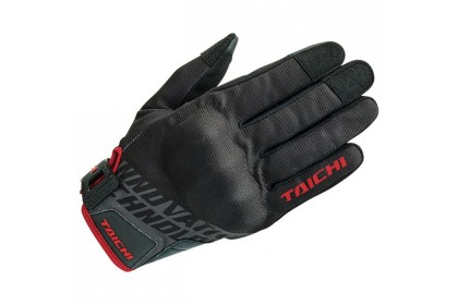 RS Taichi RST437 Urban Air Glove (Black/Red)