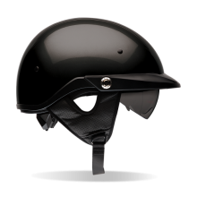 BELL Helmet Pit Boss (Gloss Black)