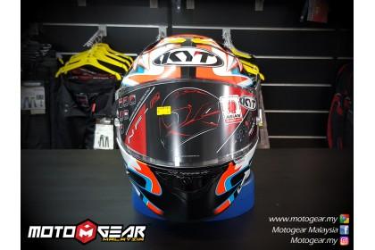 KYT Helmet Nfr Axel Basani