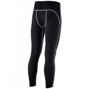 RS Taichi RSU308 Cool Ride Basic Under Pants (Black/White)