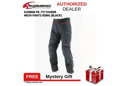 KOMINE PK-711 Tourer Mesh Pants REMA (Black)