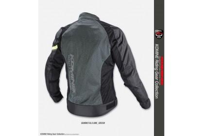 KOMINE JK-098 Cool Mesh Jacket BISMARCK (Black)