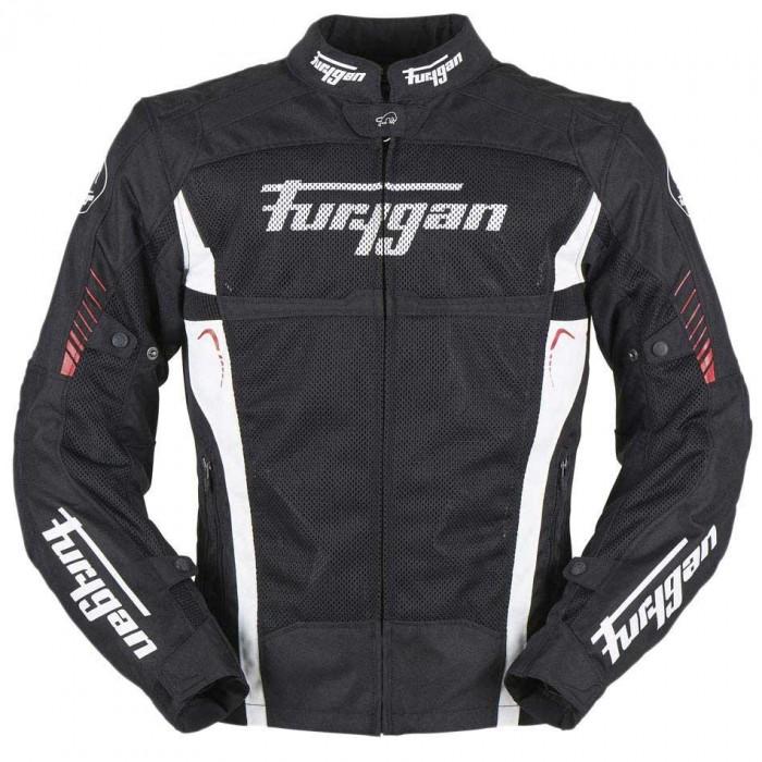 a43dd28986dd0 Furygan Swirl Vented 3 in 1 Jacket (Black Red)