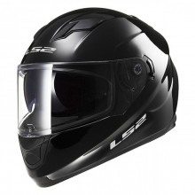 LS2 FF320 Stream Evo Gloss Black