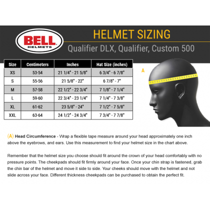 Bell Qualifier DLX Blackout Helmet (Matte Black)