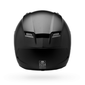 Bell Qualifier DLX Blackout Helmet (Matte Black)
