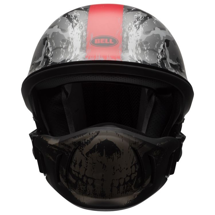 Bell Rogue Ghost Recon Camo Half Helmet