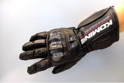 KOMINE GK-198 Carbon Protect Racing Gloves