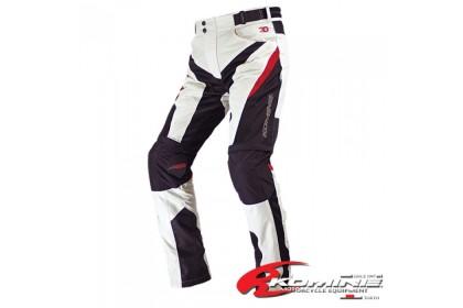 KOMINE PK-729 Protect Riding Mesh Pants 3D (Ivory)