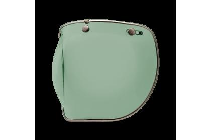 Bell Visor Custom 500 3 Snap DLX Mint