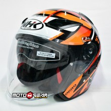 NHK R1 Aerostyle (Black Orange Flo)