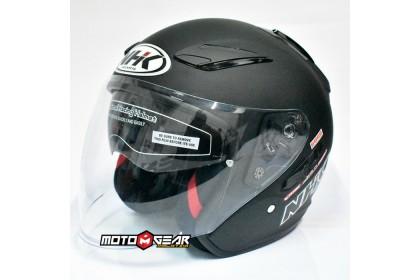 NHK R1 Solid Matt Black