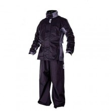 GIVI RRS07 Rider Tech Rainsuit (Black)