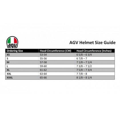 Agv K1 Top Asia Gothic 46