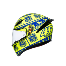 Agv K1 Top Asia Wintertest
