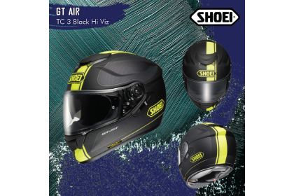 Shoei Helmet GT-Air Wanderer (TC-3)
