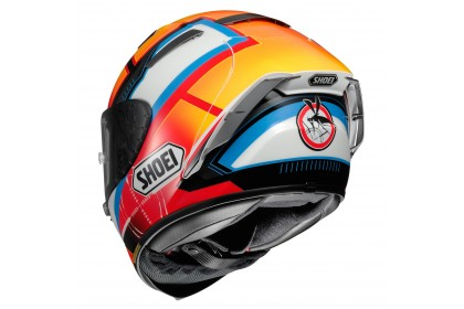 Shoei X-Spirit 3 De Angelis (TC1)