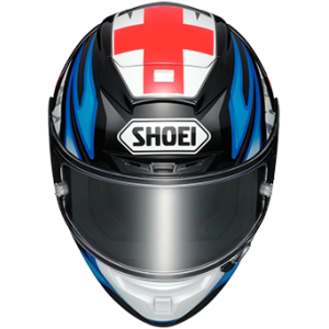 Shoei X-Spirit 3 Bradley 3