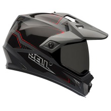 Bell Helmet MX-9 Blockade Adventure Full Face