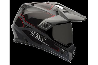 Bell Helmet MX-9 Blockade Adventure Full Face
