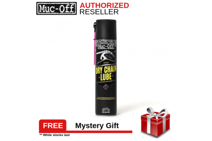 Muc-Off M611 Dry Chain Lube 400ml