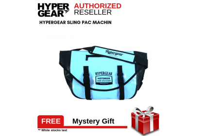 HyperGear Sling Pac Machin (Sky Blue)