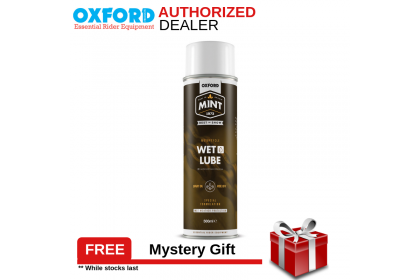 Oxford Mint Wet Weather Lube 500ml