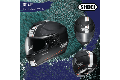 Shoei Helmet GT Air Wanderer TC-1