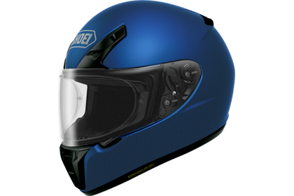 Shoei RYD Metallic Blue Matte Helmet