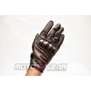 IZ2 G-583 Brown Leather Glove