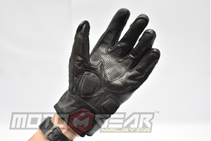 IZ2 G-442 Black Leather Glove