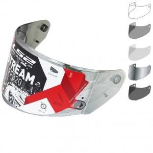 LS2 Helmet FF320 / FF353 Original Tinted Dark Smoke Visor