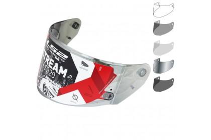 LS2 Helmet FF320 / FF353 Original Iridium Blue Visor