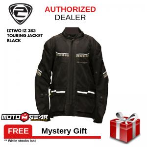 IZ2 IZ 383 Touring Jacket Black
