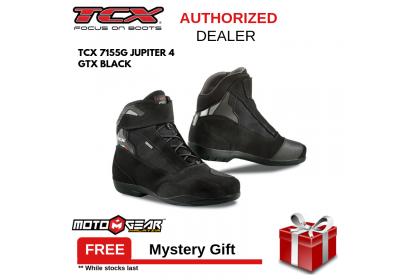 TCX 7115G Jupiter 4 GTX Black