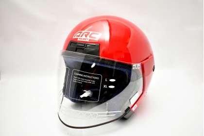 ARC Discovery Series Helmet Red