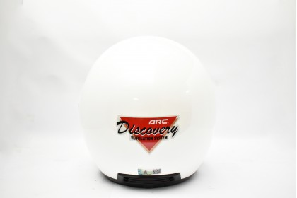 ARC Discovery Series Helmet Pearl White